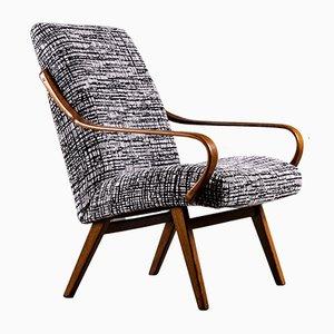 Armchair by Jaroslav Smidek for TON, CSSR, 1960s