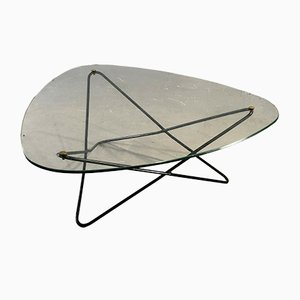 Coffee Table by Lasbleiz Florent for Airborne, France, 1950s