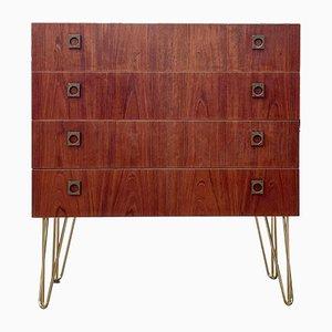 Danish Teak Dresser by Hansen Guldborg