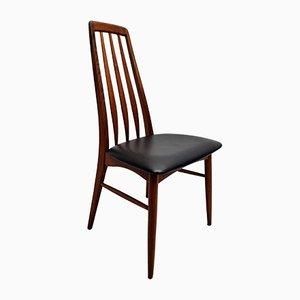Teak Evby Dining Chairs by Niels Kofoed, Set of 6