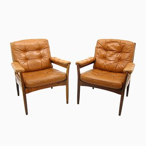 Armchairs from G-Mobel, 1970s, Set of 2