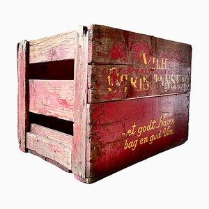 Vintage Danish Beer Crate
