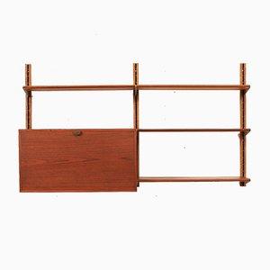 Model Bo 71 Wall Shelf by Finn Juhl for Bovirke, 1954