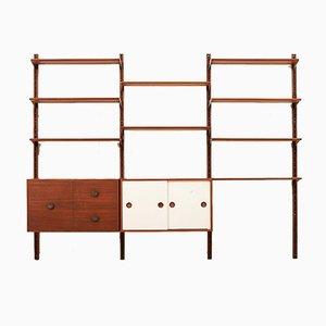 Solid Wood Bo 71 Wall Shelf by Finn Juhl for Bovirke, 1954