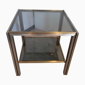 Low Sofa Table by Guy Lefevre for Maison Jansen