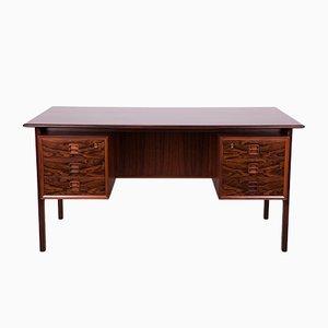 Mid-Century Rosewood Freestanding Desk by Arne Vodder for Sibast, 1950s