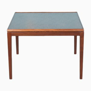 Vintage Danish Coffee Table with Copper Top, 1960s
