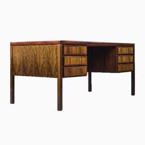Rosewood Model 77 Desk from Omann Jun, 1960s