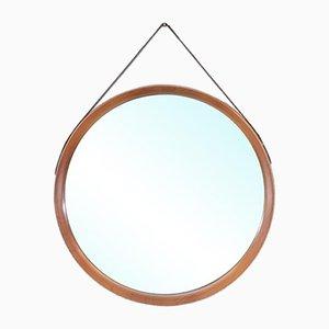 Mid-Century Scandinavian Mirror by Uno Kristiansson for Luxus