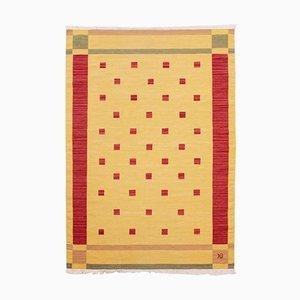 Swedish Rolakan Carpet in Hand Woven Wool