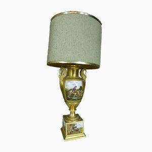 Porcelain Empire Style Lamp