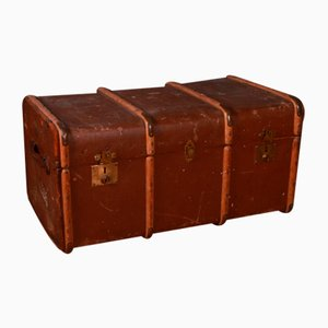 Banded Cabin Trunk, 1910s