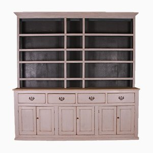 Country House Dresser with Rack, 1820s