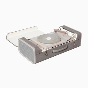 Philips AG4156 Portable Record Player, 1961