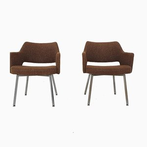 Lounge Chairs, The Netherlands 1960s, Set of 2