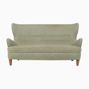 Swedish Wing Sofa from Carl-Axel Acking