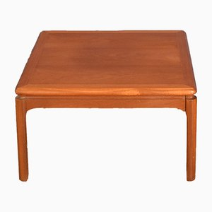 Teak Square Nathan Coffee Table, 1960s