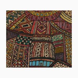 Alan Davie, Mosque Dream, 2003