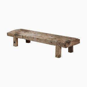 Wabi Sabi Coffee Table Bench