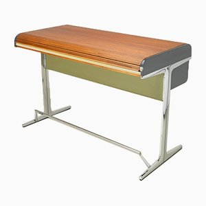Stand-Up Desk and Perch Chair by Herman Miller, Set of 2