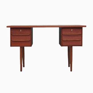 Teak Desk, Denmark, 1970s