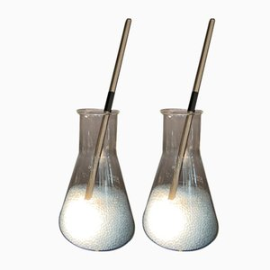 Lamps by Arik Levy for Alchemy, 1999, Set of 2