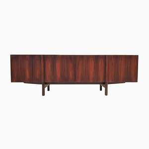 Rosewood Credenza by Ib Kofod-Larsen for Faarup Møbelfabrik