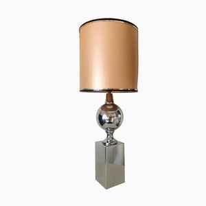 Vintage Table Lamp by Philippe Barbier, 1970s