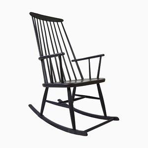 Mid-Century Grandessa Rocking Chair by Lena Larsson