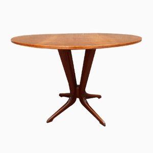 Mahogany Dining Table by Ico & Luisa Parisi, 1950s