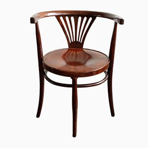 Vintage Wooden Chair from Thonet, 1920s