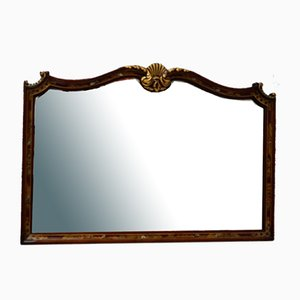 Chinoiserie Bevelled Hall Mirror