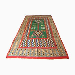 Vintage Kilim Berber Carpet