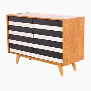 Wooden Sideboard by Jiří Jiroutek for Interier Praha