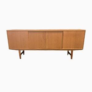 Danish Oak Sideboard, 1970s