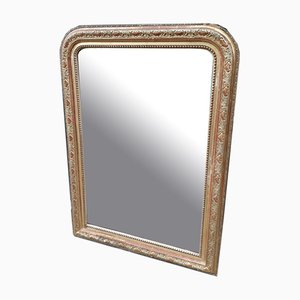 Louis Philippe Style Gold Mirror