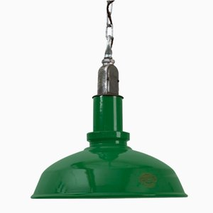 Green 14 Thorlux Industrial Pendant Light