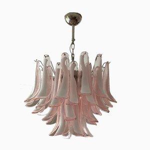 Pink Murano Chandelier