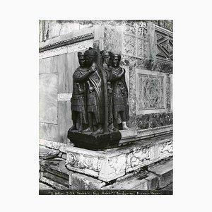 St. Mark's Church, Venice, Vintage Photograph, Early 20th Century