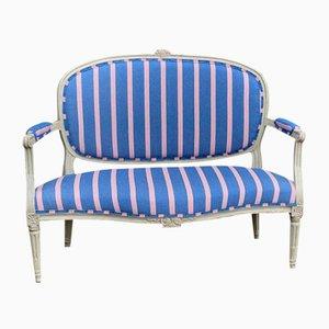 Gustavian Reupholstered Sofa