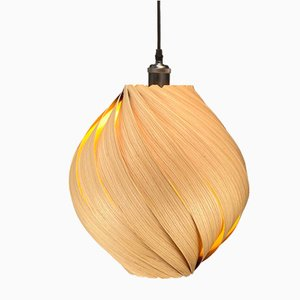Ardere Oak Pendant Lamp by Gofurnit