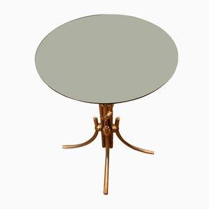 Mid-Century Chrome Side Table, 1970s