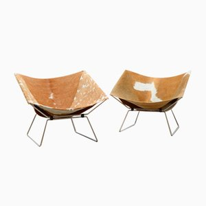 AP14 Anneau Lounge Chair by Pierre Paulin for AP Originals, 1950s
