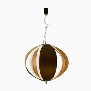Space Age Pendant Lamp by Goffredo Reggiani, 1960s