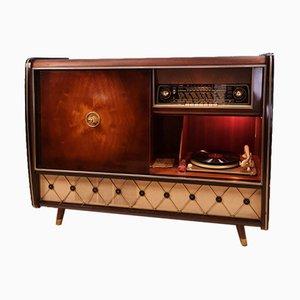 Mid-Century Arkansas 57/S Bar Cabinet with Radio from Blaupunkt, 1957