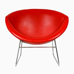 Dutch Shell Chair by Rudolf Wolf for Rohe Noordwolde