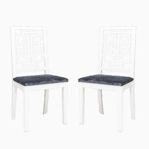 Dining Chairs, Late 20th Century, Set of 6