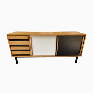 Cansado Sideboard by Charlotte Perriand for Steph Simon, 1959