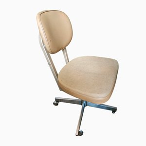 All Steel Office Chair, USA, 1950s