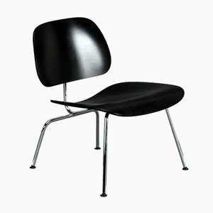 LCM Metal and Plywood Lounge Chair by Eames for Vitra